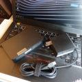 ThinkPad X280 モバイルバッテリーと45W USB Type-c ACアダプタ