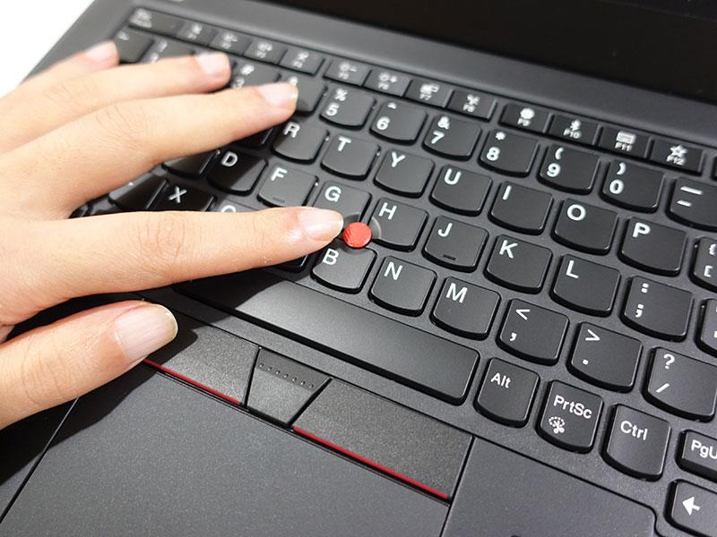 ThinkPad X390 キーボード