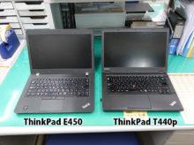 消費税増税 決算時期にノートパソコンThinkPad T440p E450を買い替え