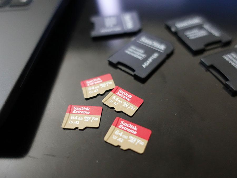 SSD換装するよりmicroSDのほうがいい!?